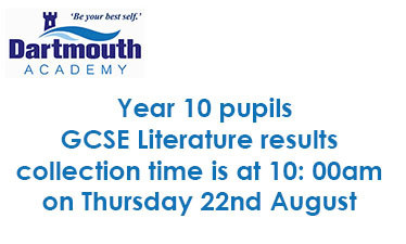 Year 11 GCSE results will be handed out at 9am on Thursday 22nd August