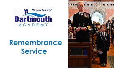 Remembrance Service - Monday 11th November