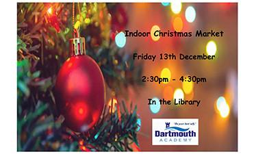Indoor Christmas Market