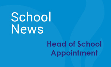 Head of School Appointment