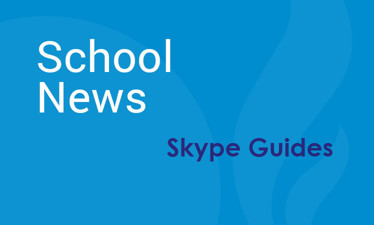 Students Guides for Skype Access